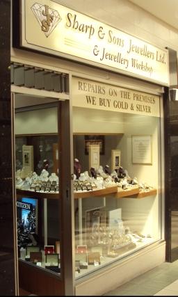Shop Front August